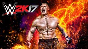 WWE 2K17 レスナー